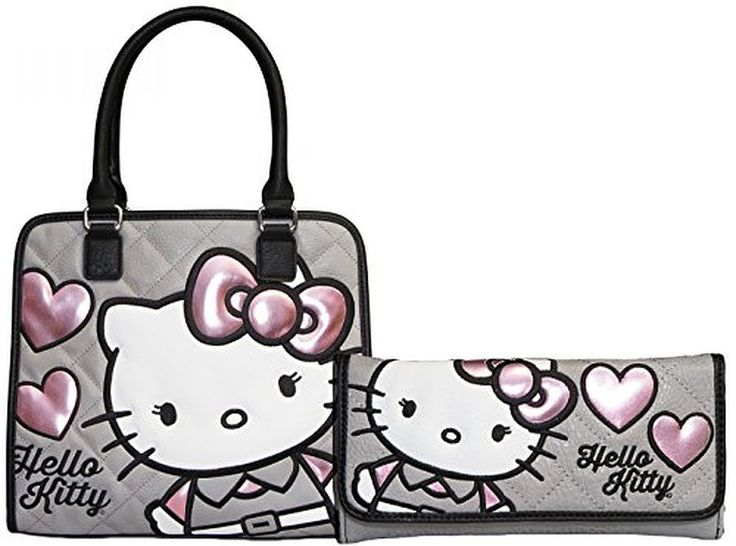 Loungefly Hello Kitty Quilted Pink