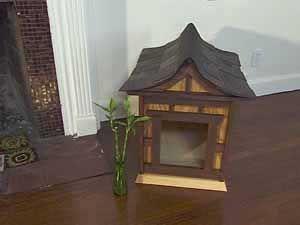 Asian Dog House