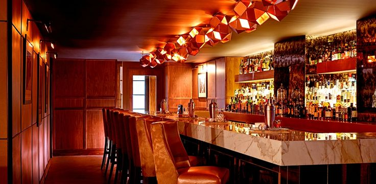 The Renwick Hotel New York City, Curio Collection by Hilton, NY - Hotel Bar | NY 10016