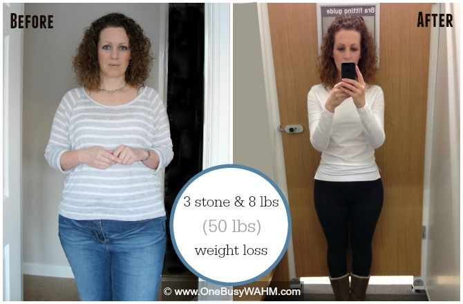 3.5 Stone Weight Loss + Pics