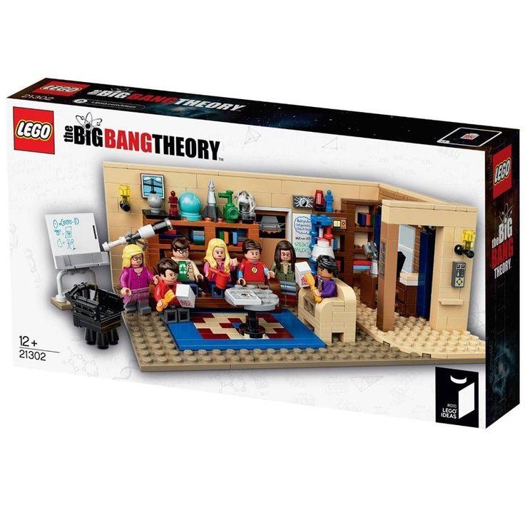 Lego Ideas The Big Bang Theory - 21302 - Lego - Jocando