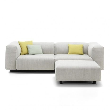 Two Seater Sofa With Chaise