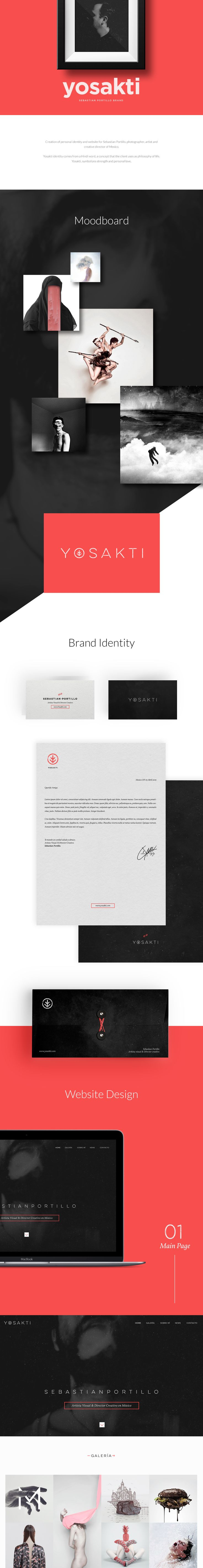 Yosakti on Behance