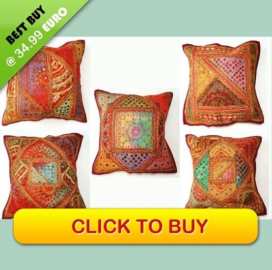 15 best Embroidered Cushion Covers images on Pinterest