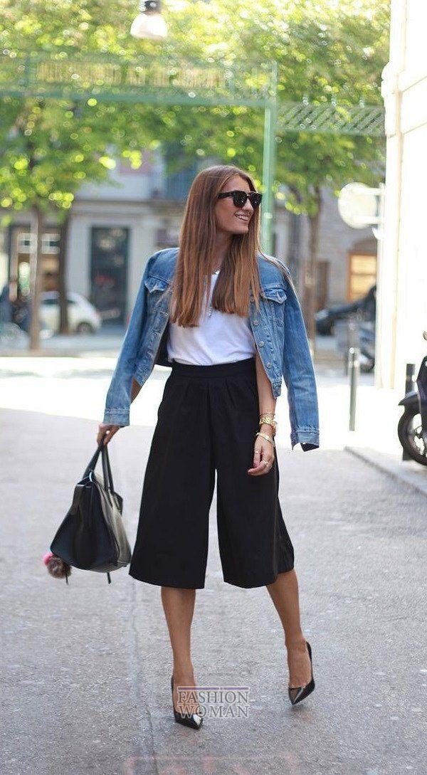 Джинсовая куртка - модный хит сезона