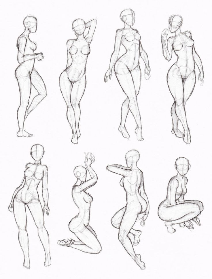 Best 25 body drawing ideas on pinterest drawing people human you can use these postures but if you use this ref put the link pronofoot35fo Gallery