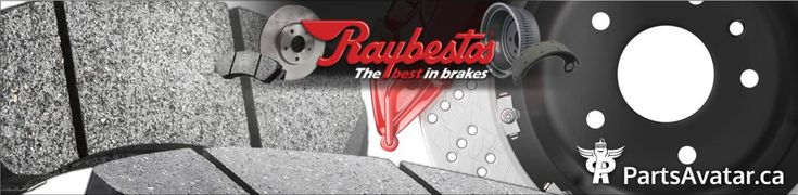 Raybestos is world renowned in automotive aftermarket as leading manufacturer of brake parts. So need a brake replacement?? Your stop is here at partsavatar!  To get the highest quality Raybestos auto parts at the lowest prices, shop for your car's brake system components here at Parts Avatar!  Partsavatar ships auto parts and body parts from renowned manufacturers to its customer's door, at warehouse prices!  So what are you waiting for? Get aut