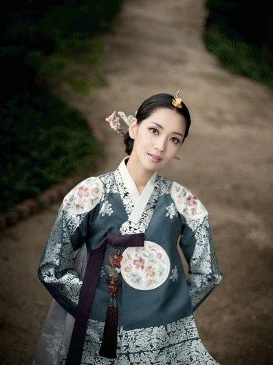 Hanbok, Korean traditional clothes for the Princess