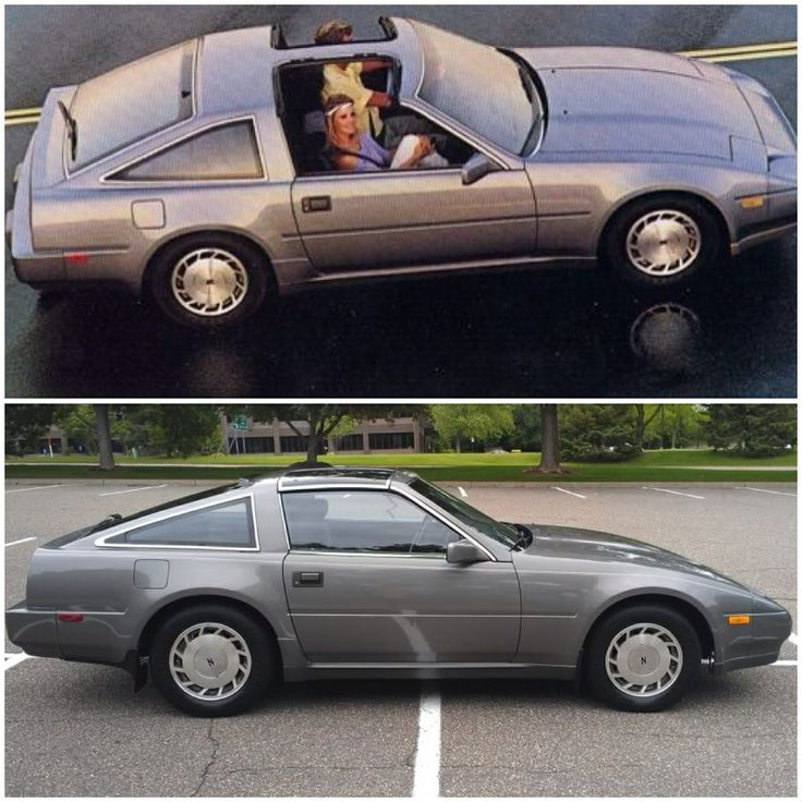 1993 Nissan Regular Cab Camshaft: 1987 Nissan 300ZX 2+2 - I Miss This Car So Much!!!