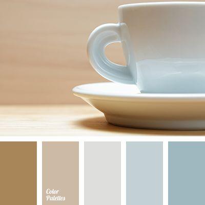 beige, Blue Color Palettes, cream, gray, gray-blue, khaki, lavender-dark blue, light brown, sand color, selection of pastel tones, shades of blue, shades of brown, silver, soft pastel tones, walnut color.
