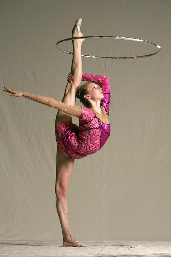 rhythmic gymnastics... crazy!