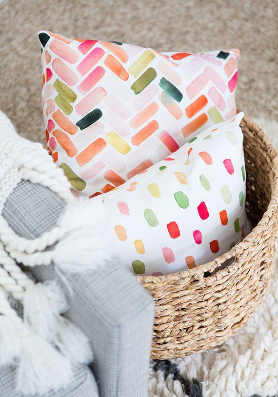 Yao Cheng Design - Throw Pillows