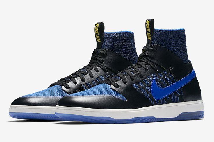 Nike SB Dunk High Elite Royal Black Racer Blue