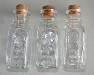 40 Glass Vial Bottle Jar Stopper Cork spice bead wedding party favor