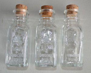40 Glass Vial Bottle Jar Stopper Cork spice bead wedding party favor