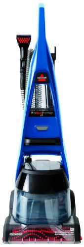 Bissell 47A23 Proheat 2X Premier Full-Size Carpet Cleaner, Blue, 2015 Amazon Top Rated Carpet & Upholstery Cleaners & Accessories #Home