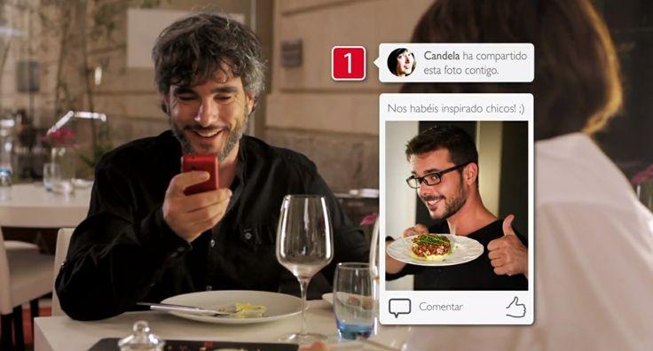 Comparte tus creaciones y recetas con Foodinterest.