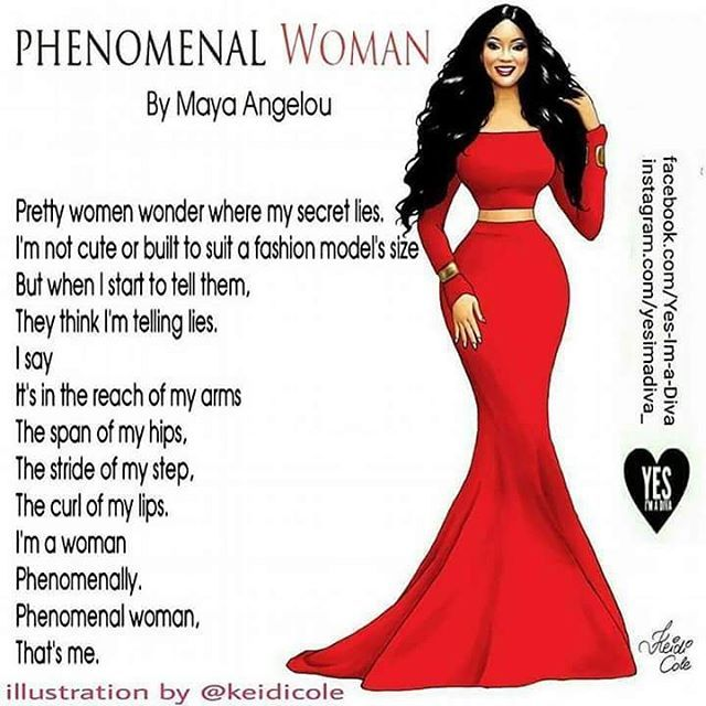 Diva quotes, Phenomenal woman, Strong women quotes