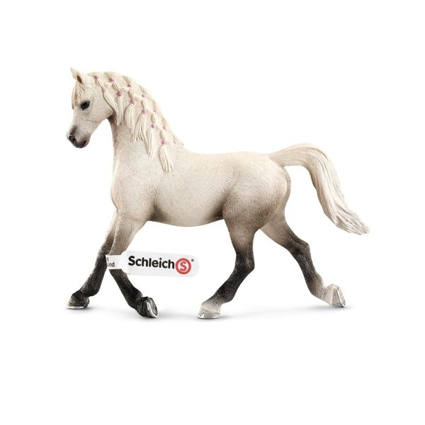 Superb Schleich Arabian Mare Now At Smyths Toys Uk Buy Online Or Collect At Your Local Smyths Store We Stock A Great Schleich All Horse Breeds Mustang Horse