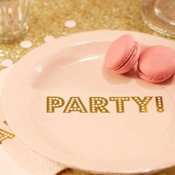Pink & Gold Party