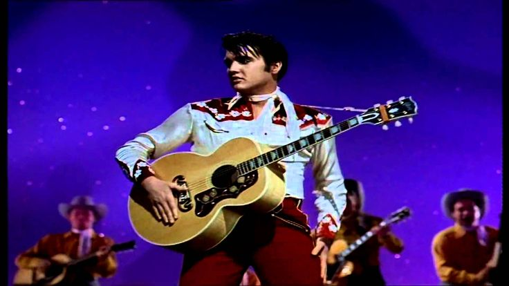 Teddy Bear - Elvis Presley (HD)