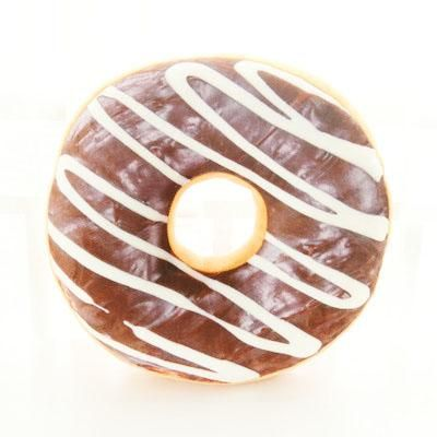 delicious donut pillow cushion to sweeten your home - Hundedusche Ring
