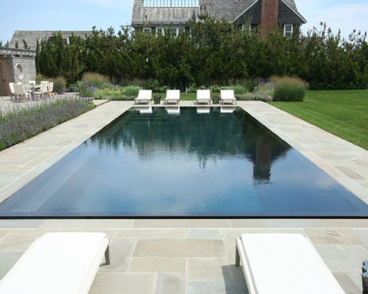Infinity edge pool infinity pools pinterest infinity for Infinity swimming pool designs