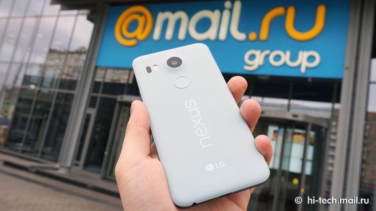 Обзор LG Nexus 5X: обновление самого популярного N...