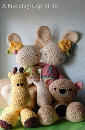 Crochet animals!