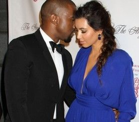 Holly wood News: Kim Kardashian Pregnant With Kanye West's Baby