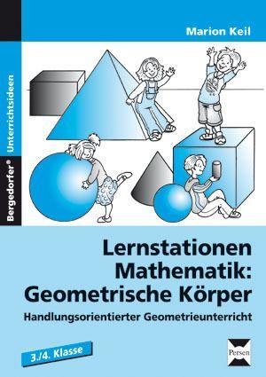 Lernstationen Mathematik: Geometrische Körper - Buch