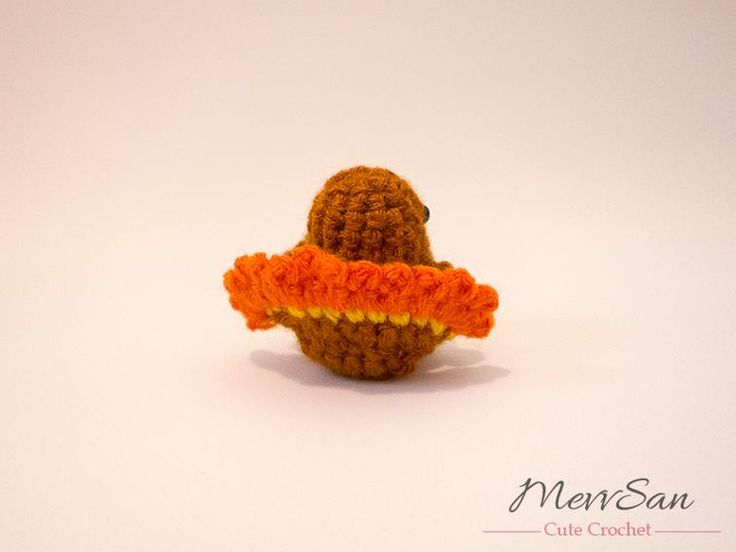 Amigurumi Tiny Tom Turkey | Craftsy
