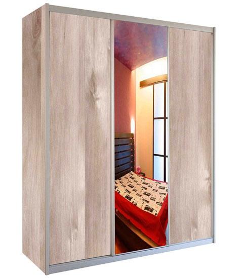 דלתות חלקות + דלת מראה