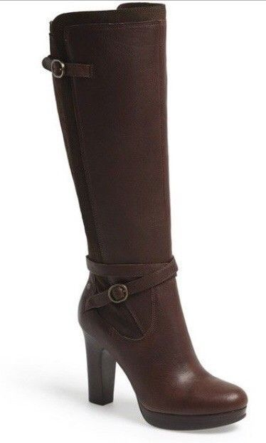 c55ce67a03a Ugg Australia  Linde  Leather   Suede Knee High Boot  fashion  clothing   shoes  accessories  womensshoes  boots (ebay link)