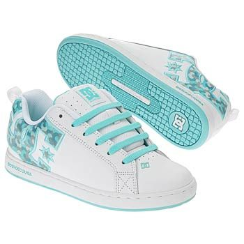 DC Shoes Women's Court Graffik SE Shoe