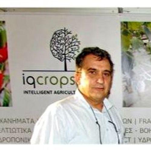 Η IQ CROPS στην AgroExpo 2016 (Συνέντευξη Ευάγγελου Δρίμτζια) Planet FM 90,6