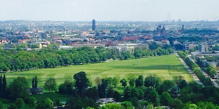 Kopiec Kościuszki w Kraków