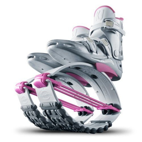 Kangoo Jumps XR3 SE PINK WHITE MEDIUM WOMENS 79 MENS 68 ** You can find out more details at the affiliate link of the image.