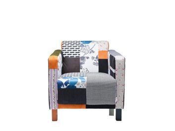 Kare design :: Fotel Patchwork Elegant