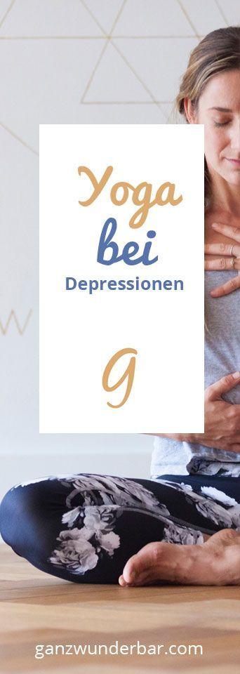 Yoga bei Depressionen – Wie kann mir Yoga helfen? – [Jetzt ausprobieren]