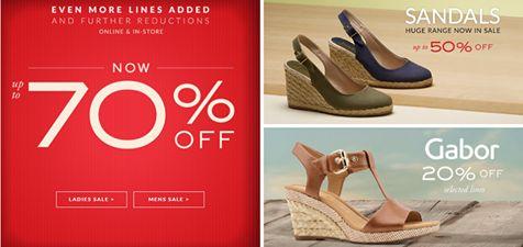 Up to 70% off - Jones Bootmaker -
