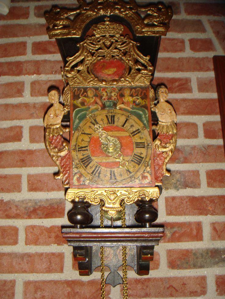 109 B 228 Sta Id 233 Erna Om Dutch Frisian Clocks P 229 Pinterest
