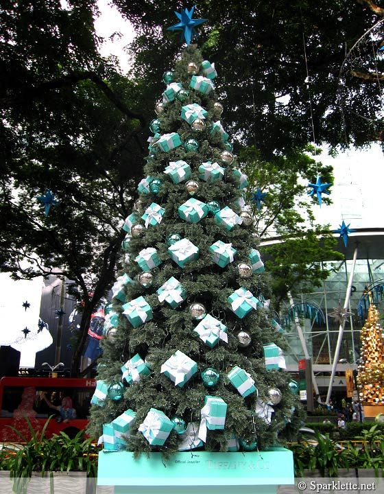 Attractive Tiffany And Co Christmas Ornaments Part - 14: Tiffany And Co Christmas Tree
