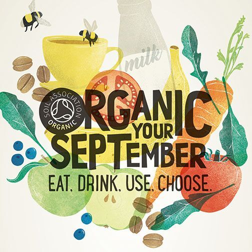 We're celebrating Organic September by giving our customers a fantastic 15% OFF our Organic supplements range! :) How will you get / have you got involved?