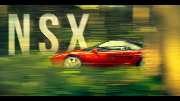 SENNA'S LEGACY - THE NSX  a film by Robbert Alblas