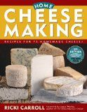 Cheese - it's mysterious, delicious and intimidating! But, it doesn't have to be, intimidating that is: forget the cultures, rennet or dark caves. If you're a newbie cheese maker, this is a great r...
