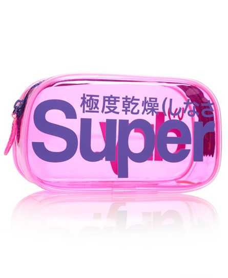on my metaphorical xmas list for sure :: Superdry Neon Bag
