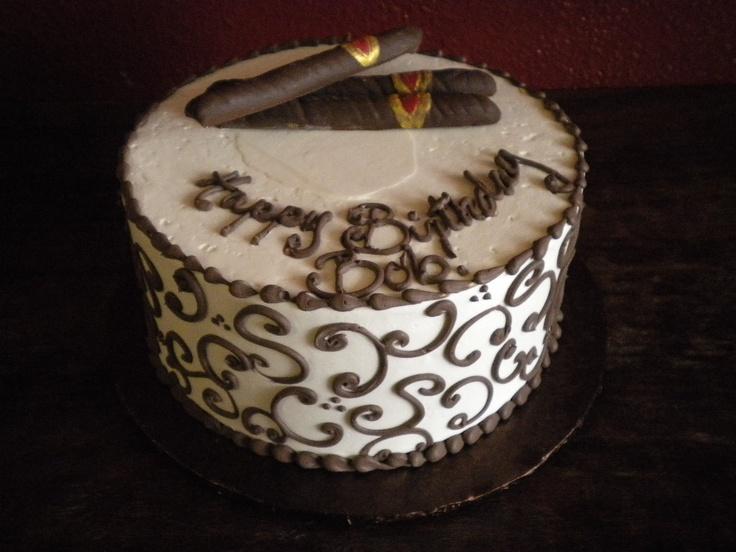 how to make a cigar cake