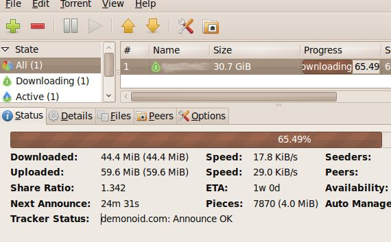 7 Torrent Clients for Linux List