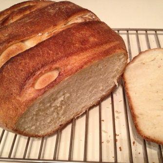 Krumplis házi kenyér recept